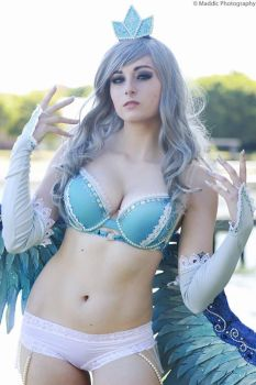 Victoria Secret Articuno by KaylaErinOfficial