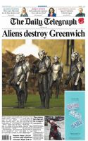 The Daily Telegraph, November 7, 2013 by nottonyharrison