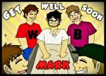 Get Well Soon Markiplier by LillithMalice