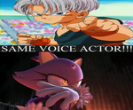 Same Voice Actor of Kid Trunks And Blaze The Cat by newsuperdannyzx