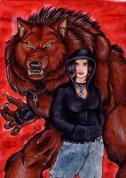 Lycanthrope Tendencies by shiverz