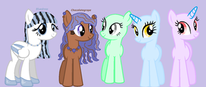 MLP Colab by babybunny80