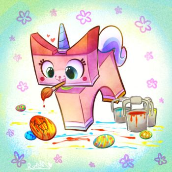Everything is easter by vaporotem