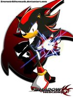 Shadow the Hedgehog by EvernoirAftermath by EvernoirAftermath