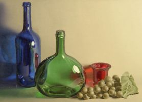glass and grapes by deadhead16mb