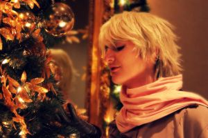 APH - Russian Christmas by HoneydewLoveCosplay