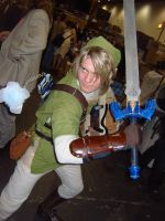 cosplay Link by palmereap