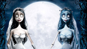 Alive Emily - Corpse Bride by Amethise-blue