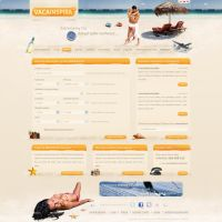 VACAINSPIRA - travel agency by RadziuPL