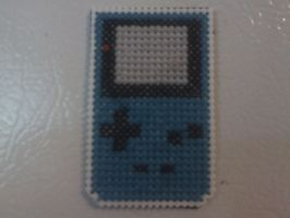 Game Boy Color Cross Stitch by moonprincessluna