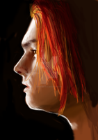 'Gerard Way' by verraperraa