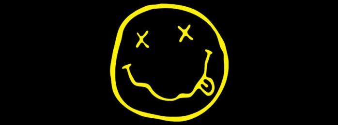 Nirvana Smiley-Face FB Banner by Swerdsi