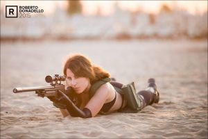 Quiet - MGS by LadyDaniela89
