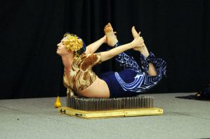 Bed of Nails 1 by SabrinaBellydancer