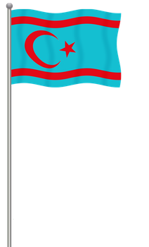 Flag of Aleppo Turkmen Minority by llmatako