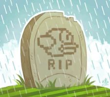 RIP Flappy Bird by Ry-Spirit