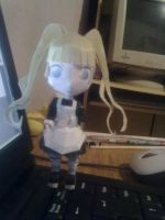 in my papercraft adaptation by MiekoChan59