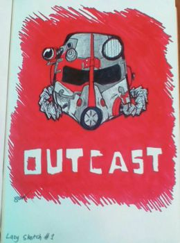 Outcast by DannNights