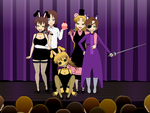 Five Nights At Cindy's(for chris again) by AfricanSunrise101