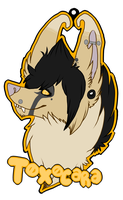 TOXOCARA Badge by xThornography