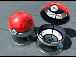 Pokeball 3.0 by BionicleGahlok