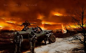 Detriment's of Survival by hhunt24