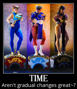 Street Fighter Motivational Poster 43 by slyboyseth
