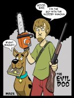 The Evil Doo by b-maze