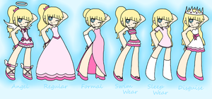 Gown Outfits by KikiBonquiqui