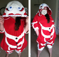 SNK: Colossal Titan Kigu by apollosglare