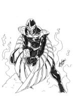Darkhawk by Jason-FH-Art