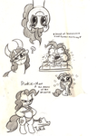 Pinkie Page 2 by Mickeymonster