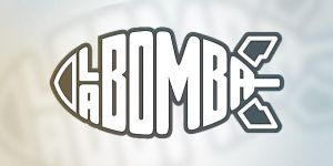La Bomba logo by MisterChek