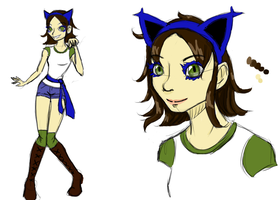 Gym Leader Nepeta by Dragonastra