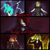 Battle Of Kings and Queens-Human Version by RadioactiveWolf36