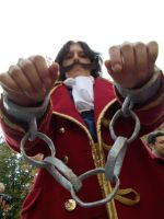 King in Chains by SamaelCosplayer