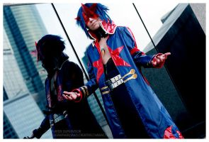 TTGL_I'll show you our power by SoranoSuzu