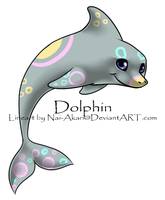 Dolphin Adoptable OPEN by FuffAdoptables