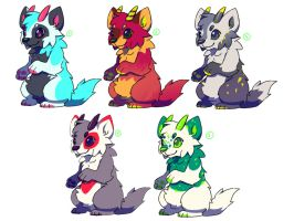 Point adopts by Pand-ASS