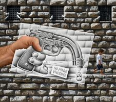 Pencil Vs Camera - 60 by BenHeine