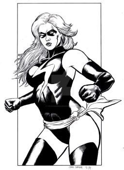 Ms Marvel by craigcermak