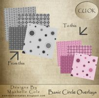CUOK Basic Circle Overlays by shelldevil