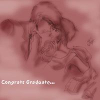 To the Graduate... by Nunar