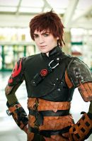 older hiccup cosplay by Napalm9
