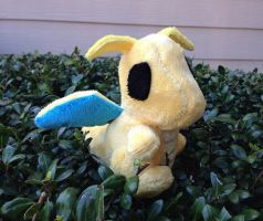 Dragonite Tiny Plush by Glacdeas