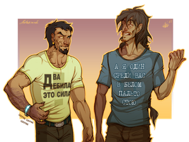 Collab: t-shirts by Katerinich
