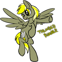 Thunder Runner by Brookreed