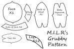 Grub Pattern by MurderInkLastResort