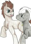 Doctor hooves and Floyd Allons-y by XxTaraxKitaidexX