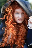Merida Cosplay- 4 by khemmings1994